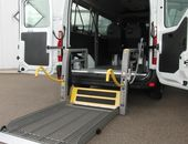 Opel Movano Linearlift